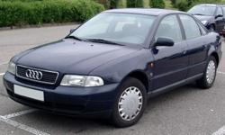 1994-2001 Audi A4 B5 shape stripping for spares Parts