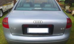 Fabrikaat: Audi Model: A6 Mylafstand: 180,000 Kms
