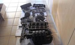 OCT TRADING 1 x cylinder head with valves-R950 2 x