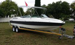 Avalanche 250 with 5L Mercruiser MPI with Alpha 1