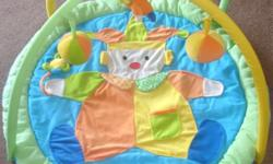 Baby Activity Gym A fun and colourful activity gym to