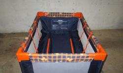 Baby camping cot excellent condition R550 neg