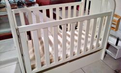 Baby cot with bottom drawer. Only R950 We are open