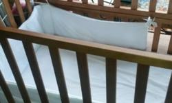 Baby cot for sale. Still new. Very good condition. It
