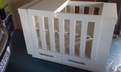 Hi I have a baby cot custom made baby will feel like a