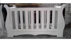 Beskrywing Baby Cots and Baby Compactums direct from