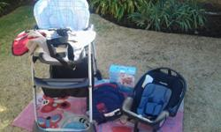 1.Chico high feeding chair 2.Angel care baby monitor