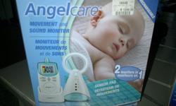 I HAVE AN ANGEL CAR BABY MONITOR, AVENT STERILIZER,