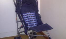Baby or child up to 6 years Stroller. Aluminium Frame,