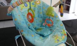 BABY PACKAGE/- BABY COT EXCELLENT CONDITION WITH
