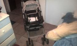 I got a baby pram and car seat in exellent condition