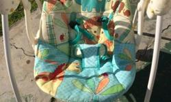 1 x Baby rocking chair. brand new, still has tag on.