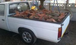 Bakkie load of fire & braai Wood for Sale R650 Nice and