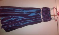 Ball Gown made for Matric Dance but never worn! Size 38