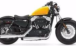 PRICE REDUCTION... Harley-Davidson 48 cafe racer style