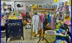 Bargains 4 Babies is situated in Sugarloaf Centre, 3