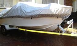 Beskrywing BARONET WITH MARINER 90hp TRIM & TILT SAFETY