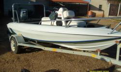 Beskrywing Bass Boat, 85Hp Yamaha( -50 hours). Acess: