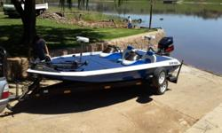 Bass Boat for Sale - 20ft VFF with 200 Yamaha VMAX