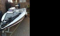 Date:  07 January 2014 Boat Type: 16ft bass boat Engine