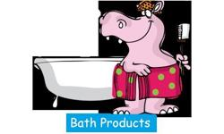 A unique range of bath products, books, puzzles and
