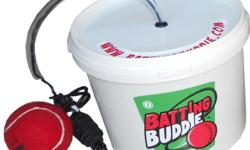 Ideal for Pre-schoolers (age 3 to 6 yrs) BattingBuddie