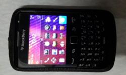 Blackberry 9360 in perfect condition, Complete with