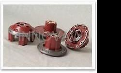 There are 10 sets of zinc die casting machines
