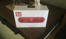 Red Beatspill 2.0 for sale. Brand new out of the box.