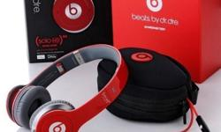 I am selling my Beats Solo HD Headphones.  They are