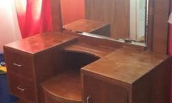 I have an Art Deco Dressing Table for sale It was