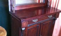 This chiffonier is still in a very good condition