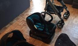 Bebe Confort Loola complete Travel System for sale: -