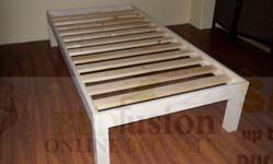 We stock Pine Divans, Head-boards; pull out under -
