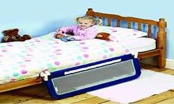 Safety in children's beds, at home and when going