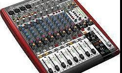 Boasting a stellar feature set that includes Behringer