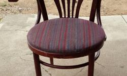 Bentwood Chair in good condition, Ideal for a dinning