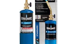 Benzomatic Propane Torch Kit now only R391