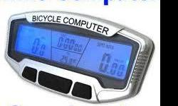 Beskrywing A Super Bicycle Computer with LCD Computer
