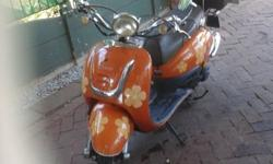 150cc, R6500 With business, R12,500 No emails