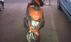 Big boy 150cc scooter for sale,or to swop for a Samsung