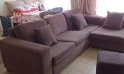 Big quality 4 seater Corner Couch for sale that is