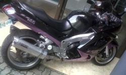 KAWASAKI ZZR1200RR For sale - 2002 model 42877KM On the