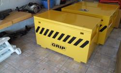 Large tool box suitable for site box or storage trunk