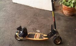 Beskrywing BigBoy Mobey goped scooter in good condition