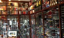 Biggest slot model car collection in Africa FOR SALE!!