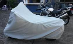We have also recently started making bike covers. We