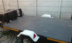 Perfect condition bike trailer for sale. Used very