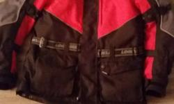 Quality Bike Touring Jackets Lookwell size 52/42 Large