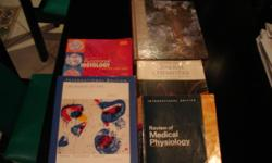 Beskrywing Bio-Medical Science Text Books - can be used
